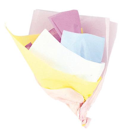 ***Pastel Assorted Tissue 10ct
