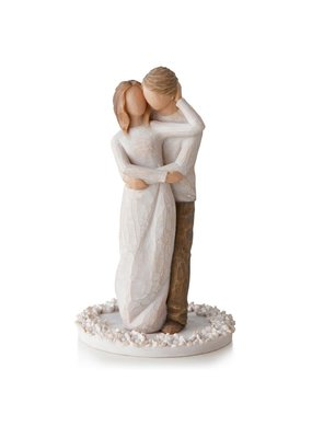 ***Willow Tree Together Cake Topper