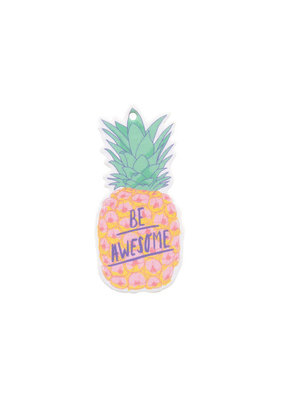 About Face Designs ***Awesome Pineapple Air Freshner