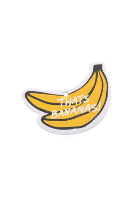 About Face Designs ***That's Bananas! Air Freshner