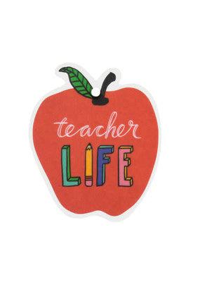About Face Designs ***Teacher Life Air Freshner