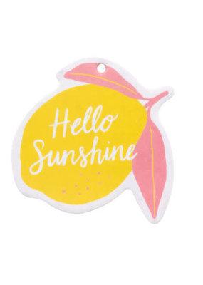 About Face Designs ***Hello Sunshine Air Freshner