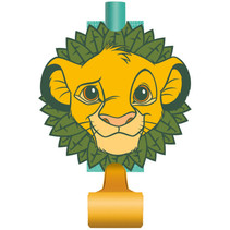***Disney Lion King Blowouts, 8ct