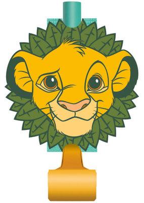 ***Disney Lion King Blowouts, 8ct