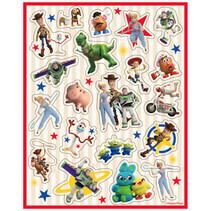 ***Disney Toy Story 4 Sticker Sheets, 4ct
