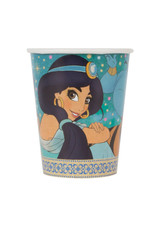 ***Disney Aladdin 9oz Paper Cups, 8ct