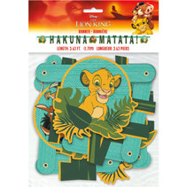 ***Disney Lion King Large Jointed Banner