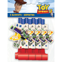 ***Disney Toy Story 4 Blowouts, 8ct