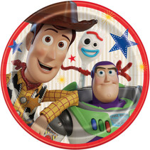 "***Disney Toy Story 4 Round 9"" Dinner Plates, 8ct"