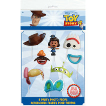 ***Disney Toy Story 4 Photo Booth Props, 8ct