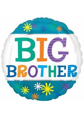 """***Big Brother 18"""" Mylar Balloon"""