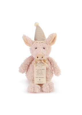 ***Piggy Wigg the Birthday Pig Plush Toy
