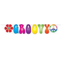 "***Groovy Streamer 7½"" x 5'"