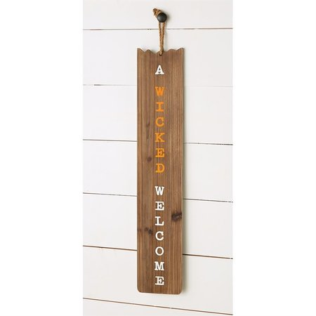 ***Fall Reversible Sign