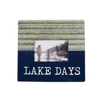 ***Tin Lake Days Photo Frame