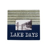 ***Tin Lake Days Photo Frame