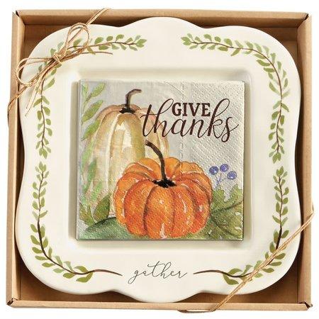***Gather Pumpkin Set