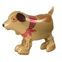 ***Adorable  Doggy Balloon Buddy Air Walker