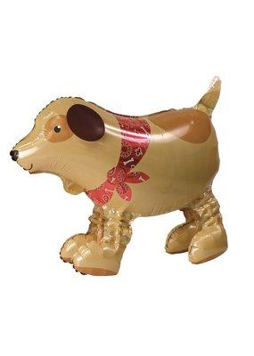 ***Adorable  Doggy Balloon Buddy Air Walker