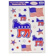 ***Peel N Place Democratic Party Symbols