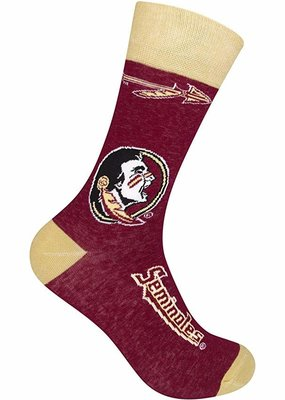 Funatic ***Florida State Seminoles Socks