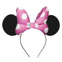 ***Disney Iconic Minnie Mouse Paper Ears, 4ct