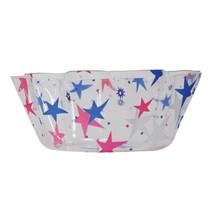 """***Patriotic Shape 8"""" Party Bowl"""