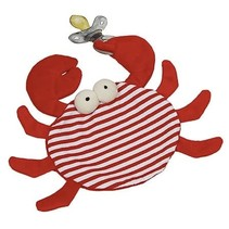 ***Skipper the Crab Pacifier Blanket