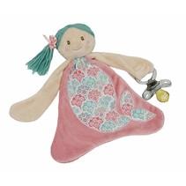 ***Shellie the Mermaid Pacifier Blanket