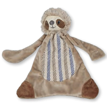 ***Speedy the Sloth Pacifier Blanket