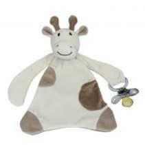***Gale the Giraffe Pacifier Blanket