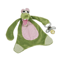 ***Gabby the Gator Pacifier Blanket
