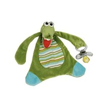 ***Garry the Gator Pacifier Blanket