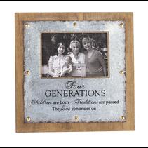 ***Four Generation Large Frame