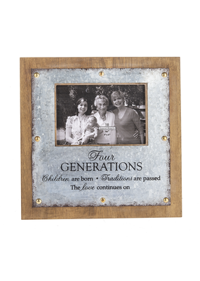 ***Four Generation Large Frame