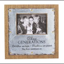 ***Three Generation Large Frame