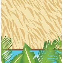 ***Safari Adventure 54x108 Plastic Tablecover
