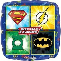 "***Justice League 18"" Mylar Balloon"