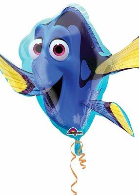 "***Finding Dory 30"" Supershape Mylar Balloon"