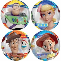 ***Toy Story 4 Orbz Balloon 1ct