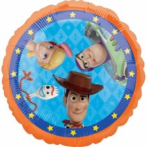 """***Toy Story 4 Movie 18"""" Mylar Balloon"""