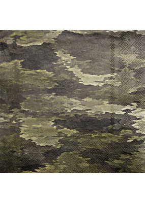 ***Military Camo Lunch Napkins