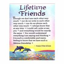 ***Lifetime Friends Magnet