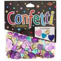***Lovely Hearts Confetti