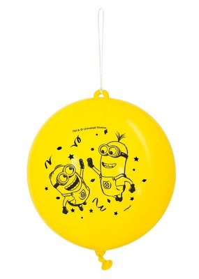 ***Minions Punch Balloon 2ct