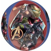 "***Avengers Endgame 15"" See Through Balloon"