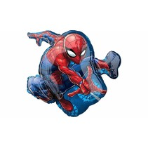 "***Spiderman 29""x17"" Shape Balloon"