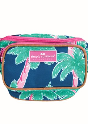 ***Palm Tree Fanny Pack