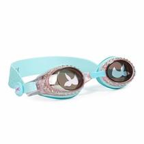 ***Blue Sushi Mermaid Swim Goggles