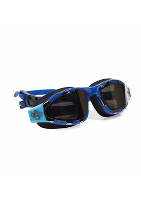 Bling2O ***Game Room Royal Dark Swim Goggles